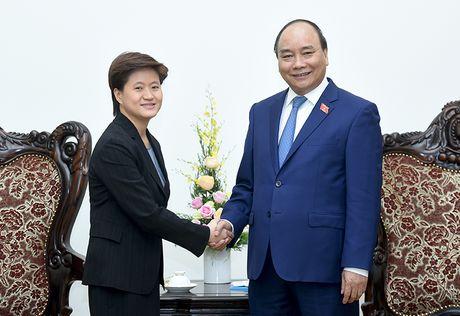 Thu tuong tiep Dai su Campuchia, Dai su Singapore - Anh 2