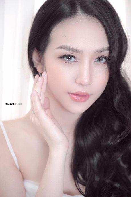 Choang voi ve mon mon cua vo Tuan Hung khi mang bau - Anh 12