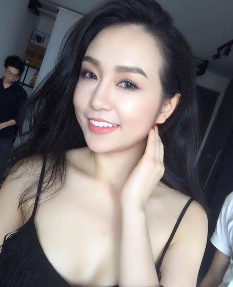 Choang voi ve mon mon cua vo Tuan Hung khi mang bau - Anh 15