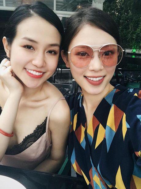 Choang voi ve mon mon cua vo Tuan Hung khi mang bau - Anh 8