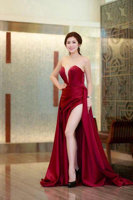 'Thot tim' vi vay xe hong cao tao bao cua my nhan Viet - Anh 6
