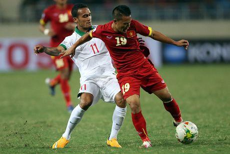 Xem truc tiep Viet Nam vs Indonesia tren kenh nao? - Anh 1