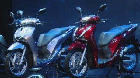 Honda SH 2017 chinh thuc trinh lang, gia 68 trieu dong - Anh 2