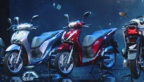 Honda SH 2017 chinh thuc trinh lang, gia 68 trieu dong - Anh 3