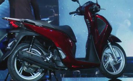 Honda SH 2017 chinh thuc trinh lang, gia 68 trieu dong - Anh 4