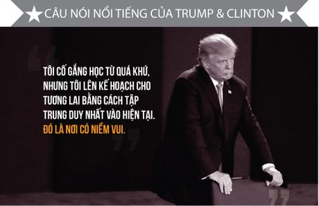 Khac nhau nhu nuoc voi lua giua Trump va Clinton - Anh 13