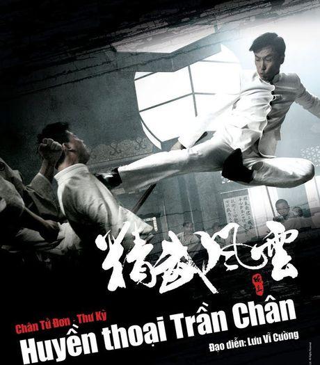 Man vo thuat dinh cao cua Chan Tu Dan voi tram doi thu - Anh 1