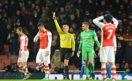 Arsenal: Cai net danh chet cai dep - Anh 1