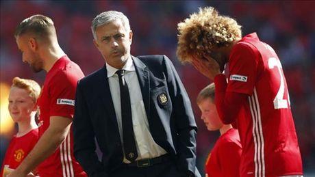 Goc nhin: Mourinho phai thanh ly 8 cai ten nay ngay va luon - Anh 1