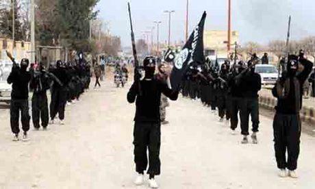 Phien quan IS sat hai 100 dan thuong tai truong hoc o Mosul - Anh 1
