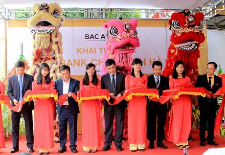 BAC A BANK mo chi nhanh moi tai Ha Nam - Anh 1