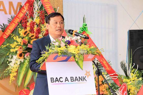 BAC A BANK mo chi nhanh moi tai Ha Nam - Anh 4
