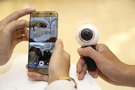 """Kham pha tro thu """"ti hon"""" trong moi chuyen di - Samsung gear 360 - Anh 3"""