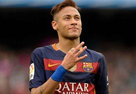 Neymar sap ra toa vi be boi chuyen nhuong - Anh 1
