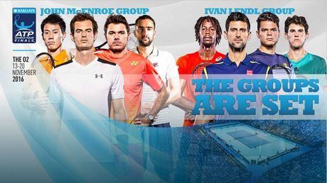ATP World Tour Finals: Canh tranh ngoi vi so 1 the gioi - Anh 1