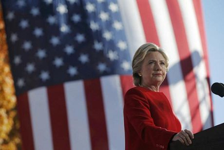 Tham do moi nhat: Hillary Clinton co 90% co hoi chien thang - Anh 1