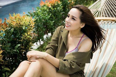 Mai Phuong Thuy quyen ru kho cuong trong bo anh moi - Anh 4