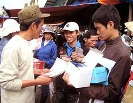 Thanh Hoa thi diem du an su dung 30 ngan bao cao su - Anh 1