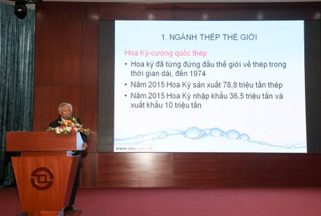 Loi di nao cho doanh nghiep nganh thep? - Anh 1