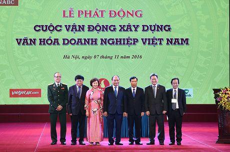 Thu tuong: Doanh nghiep phai noi khong voi dua hoi lo - Anh 1