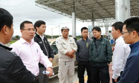 BOT QL1 doan Bac, Nam Binh Dinh doi mat nguy co dung thu phi - Anh 1