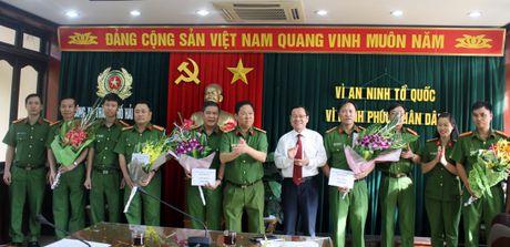 Hai Phong triet pha duong day mua ban, van chuyen ma tuy quy mo lon - Anh 1