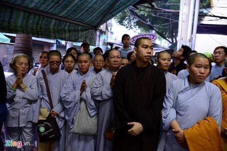 NSND Kim Cuong, Vu Linh khoc luc dua tien sau nu Ut Bach Lan - Anh 11