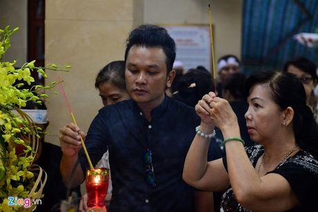 NSND Kim Cuong, Vu Linh khoc luc dua tien sau nu Ut Bach Lan - Anh 9