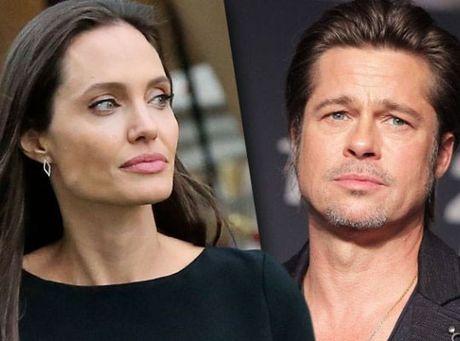 Jolie san sang len toa de gianh quyen nuoi con voi Brad Pitt - Anh 1