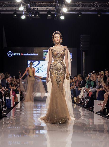 Huyen My lam vedette o Malaysia Fashion Week - Anh 1