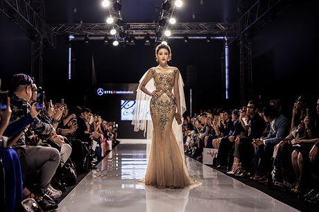 Huyen My lam vedette o Malaysia Fashion Week - Anh 2