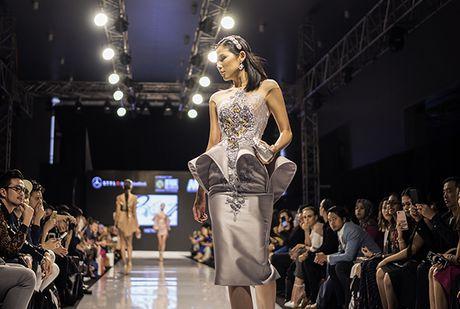 Huyen My lam vedette o Malaysia Fashion Week - Anh 4