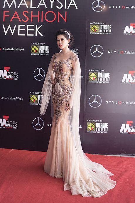 Huyen My lam vedette o Malaysia Fashion Week - Anh 7