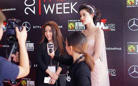 Huyen My lam vedette o Malaysia Fashion Week - Anh 8