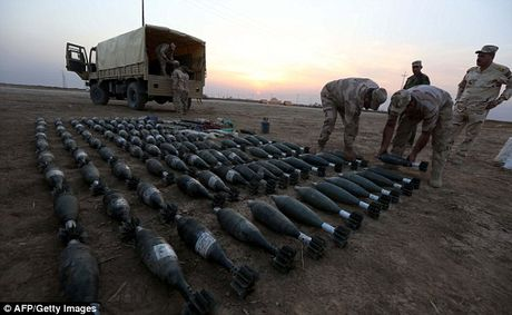 IS dien cuong tan sat 100 dan thuong khi thao chay o Mosul - Anh 14