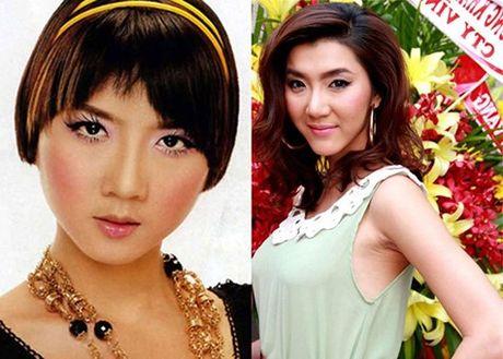 Sao Viet 'bien dang' sau tham my: Sac dep va su canh tinh - Anh 4