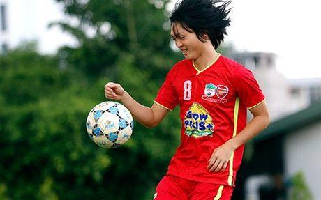 Cong Phuong, Tuan Anh tai xuat V-League - Anh 1