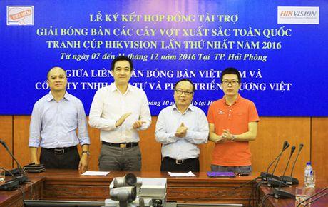 Thuong hieu camera ban chay so 1 the gioi dong hanh cung Bong ban Viet Nam - Anh 2