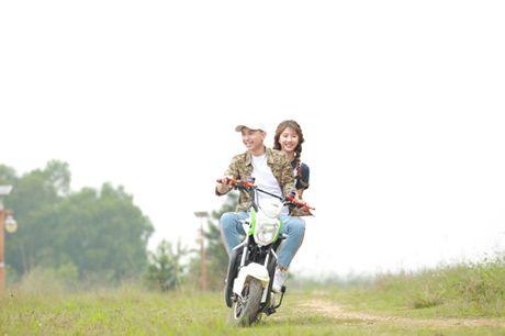 Kham pha dong xe dien duoc trang bi dong co den 1500w - Anh 1