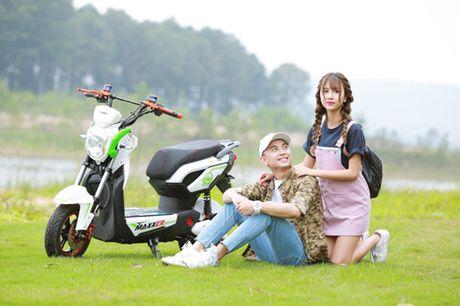 Kham pha dong xe dien duoc trang bi dong co den 1500w - Anh 6