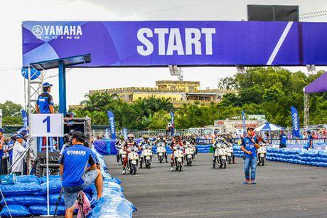 Yamaha GP – Giai dua voi 03 dong xe tien phong - Anh 3