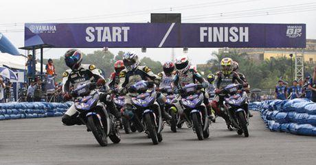 Yamaha GP – Giai dua voi 03 dong xe tien phong - Anh 5