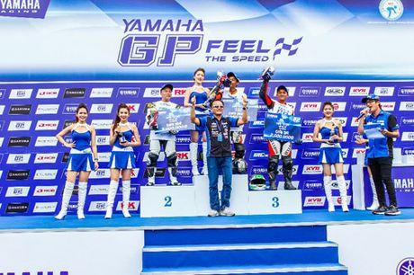 Yamaha GP – Giai dua voi 03 dong xe tien phong - Anh 7