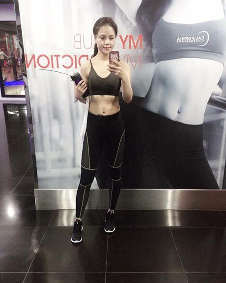 Bat ngo nhan sac nhu hotgirl cua chi gai Mac Hong Quan - Anh 11
