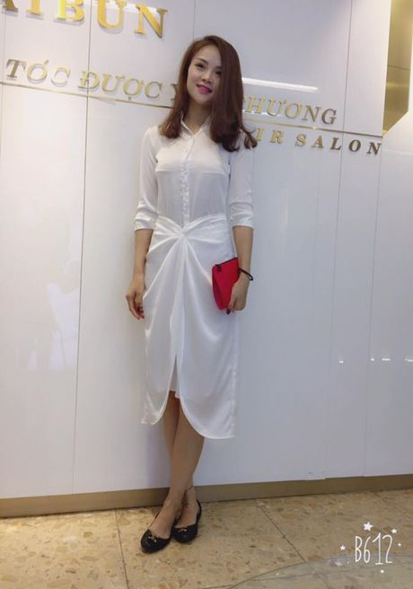 Bat ngo nhan sac nhu hotgirl cua chi gai Mac Hong Quan - Anh 3