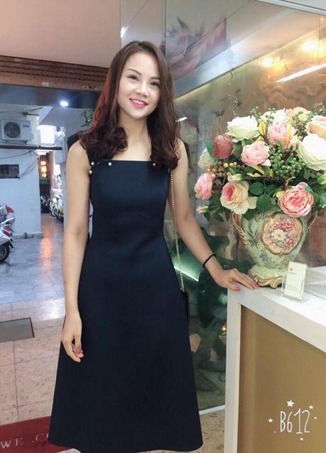 Bat ngo nhan sac nhu hotgirl cua chi gai Mac Hong Quan - Anh 5