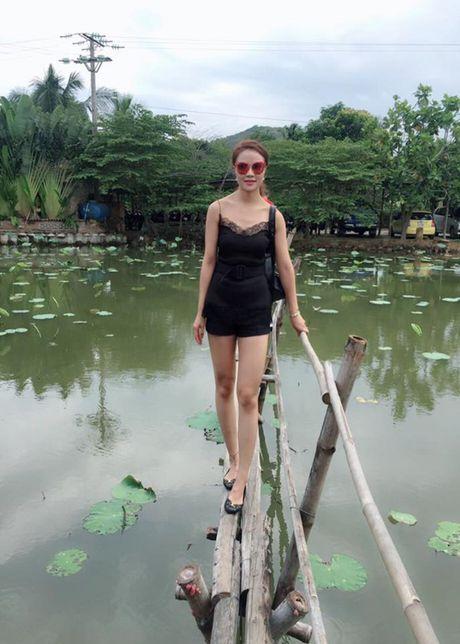 Bat ngo nhan sac nhu hotgirl cua chi gai Mac Hong Quan - Anh 6