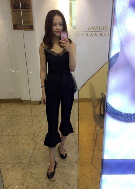 Bat ngo nhan sac nhu hotgirl cua chi gai Mac Hong Quan - Anh 7