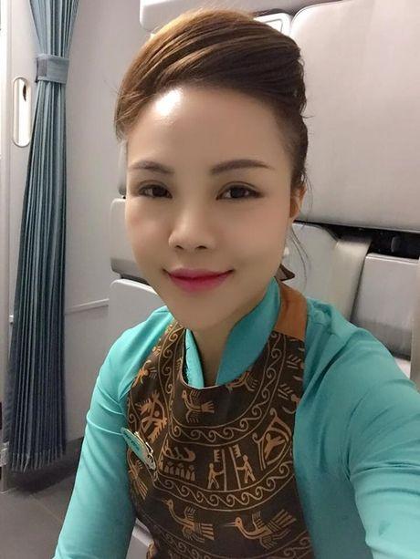 Bat ngo nhan sac nhu hotgirl cua chi gai Mac Hong Quan - Anh 8