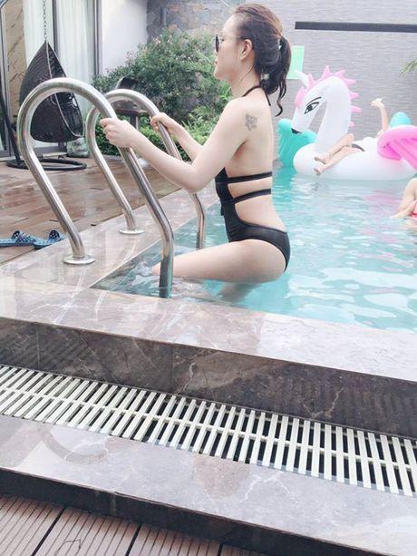 Bat ngo nhan sac nhu hotgirl cua chi gai Mac Hong Quan - Anh 9